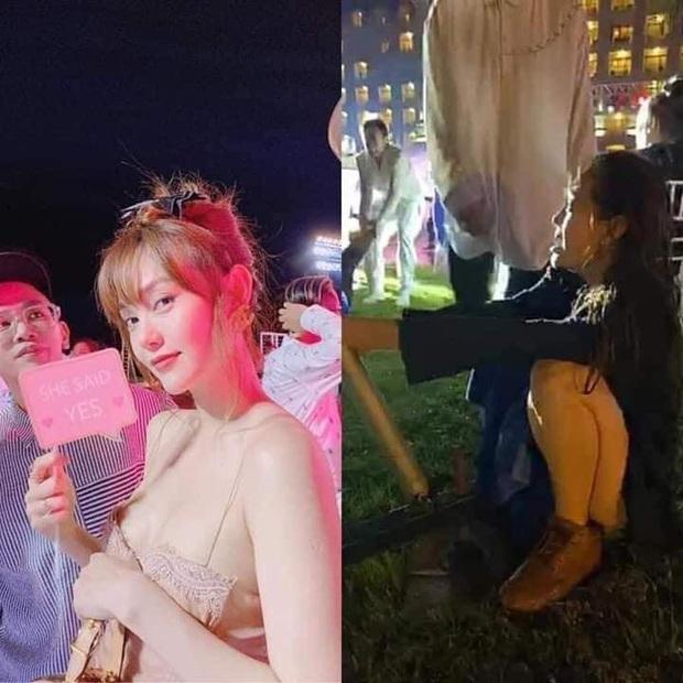 Đông Nhi ngồi ôm con gái mà cười rung giường té ghế vì xem lại loạt ảnh dàn sao khủng bùng beo ở hậu trường siêu đám cưới - Ảnh 6.