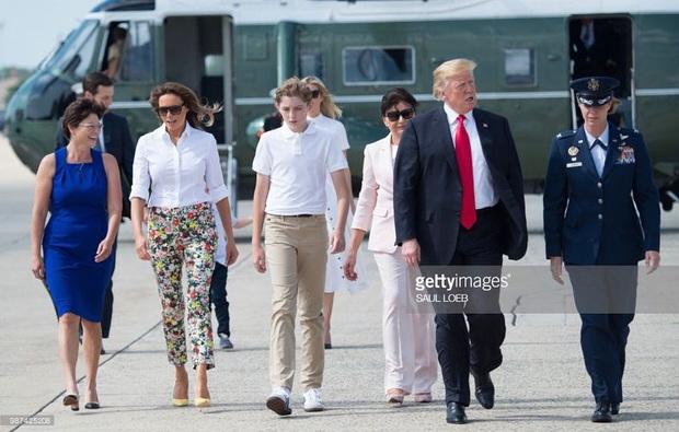 Cả gia đình sắp phải rời Nhà Trắng, đệ nhất thiếu gia Mỹ Barron Trump sẽ chuyển đến sống ở đâu và trải qua những thay đổi lớn thế nào? - Ảnh 10.