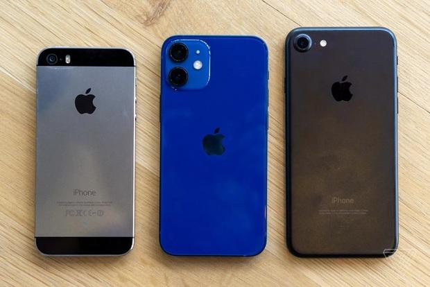 So sánh nhanh iPhone 12 Mini và 12 Pro Max - Ảnh 3.