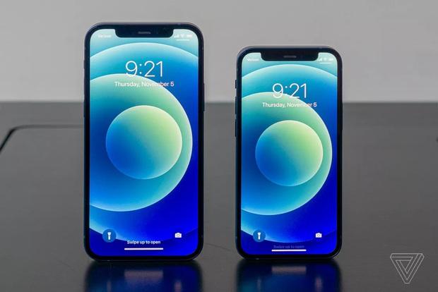 So sánh nhanh iPhone 12 Mini và 12 Pro Max - Ảnh 2.