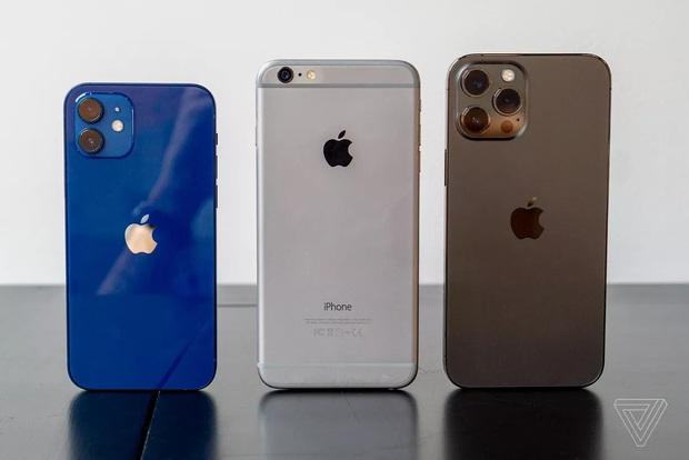 So sánh nhanh iPhone 12 Mini và 12 Pro Max - Ảnh 7.