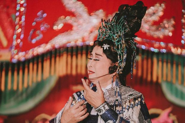 Phim tài liệu về đời nghệ sĩ tuồng cổ đầy gian truân Đoạn Trường Vinh Hoa mạnh mẽ ra rạp cuối năm  - Ảnh 2.