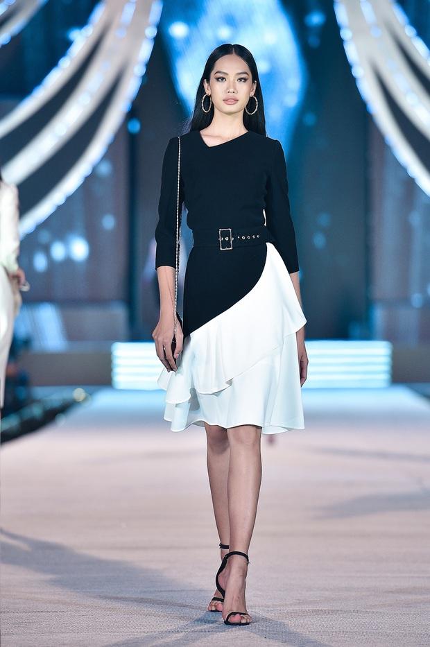 Công bố top 5 Người đẹp thời trang Hoa hậu Việt Nam 2020: Doãn Hải My mất hút, 2 chân dài nổi bật và các mỹ nhân đáng gờm lên ngôi - Ảnh 4.