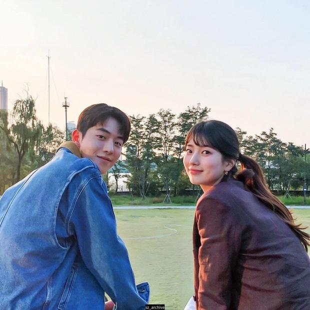 Lộ bằng chứng Nam Joo Hyuk bỏ Suzy, theo đại gia sang Mỹ lập nghiệp ở Start Up - Ảnh 1.
