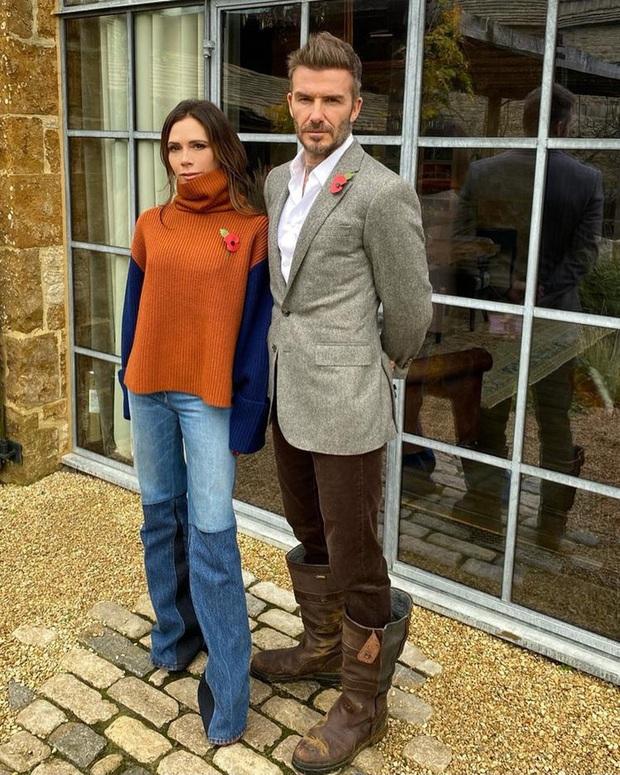 Bị bà xã dìm đẹp bằng tấm hình khó đỡ, David Beckham ngậm ngùi lên trang cá nhân tuyên chiến: Sự trả thù sẽ ngọt ngào lắm đây! - Ảnh 1.