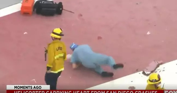 Số phận oái oăm của quả tim được hiến tặng: Còn sống sau tai nạn máy bay, bác sĩ đánh rơi xuống đất vẫn không hề gì - Ảnh 2.