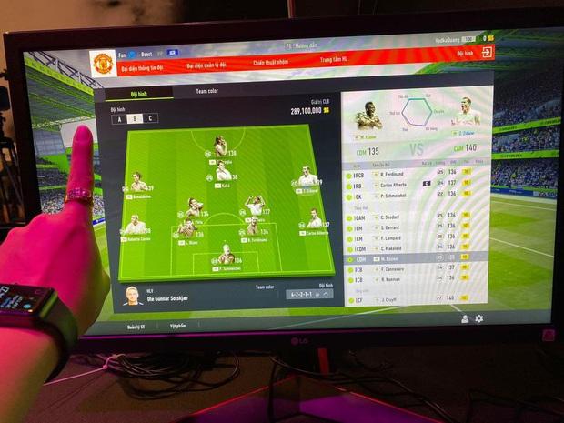 FIFA Online 4: Xuất hiện đội hình full ICONS +10 siêu khủng, chỉ số cao đến mức khiến tất cả game thủ choáng váng - Ảnh 1.