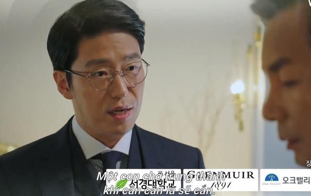 Lee Ji Ah ra tay tàn bạo vì con gái, hết giết người lại tung hàng nóng lên mạng ở Penthouse tập 5 - Ảnh 14.
