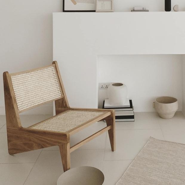 Căn nhà màu trắng của nhà thiết kế Lâm Gia Khang: Cứ nghĩ đơn điệu nhưng trông sang quá - Ảnh 12.