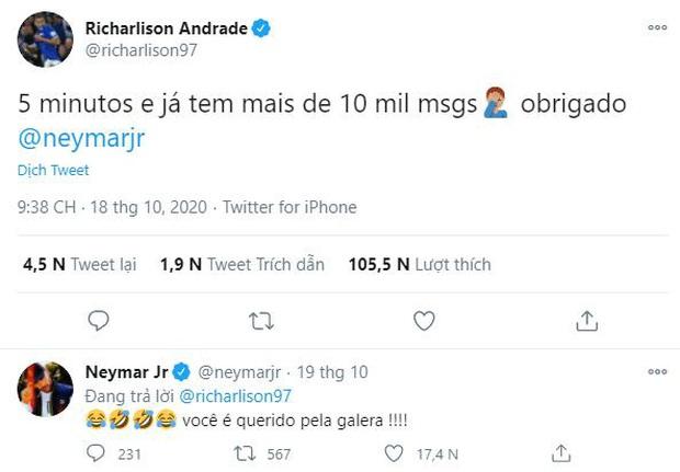 Để lộ số điện thoại đồng nghiệp, siêu sao PSG Neymar bất ngờ bị khóa tài khoản stream - Ảnh 4.