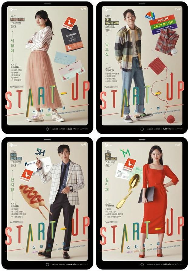 Lộ bằng chứng Nam Joo Hyuk bỏ Suzy, theo đại gia sang Mỹ lập nghiệp ở Start Up - Ảnh 11.