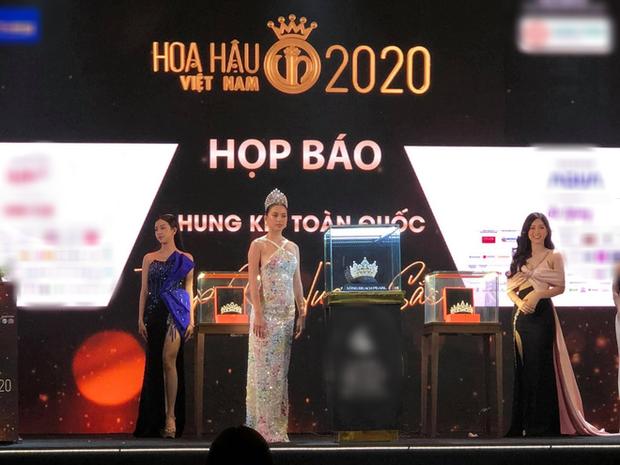 Chính thức lộ diện vương miện quyền lực của Hoa hậu Việt Nam 2020, lần đầu tiên trong lịch sử Á hậu cũng có phần - Ảnh 2.