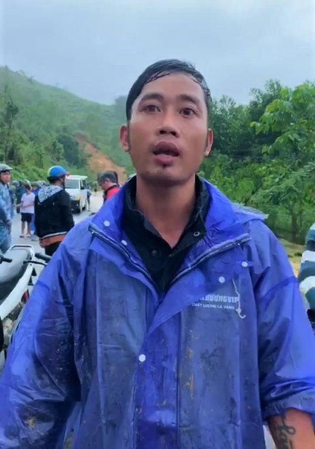 Nạn nhân vụ sạt lở núi bàng hoàng kể lại phút thoát chết: Tôi bị đất đá vùi, bò được ra ngoài cùng 1 người gãy chân - Ảnh 2.