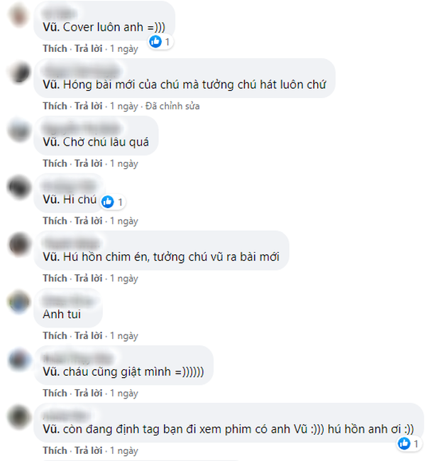 Fan đứng hình 5 giây vì nghĩ Vũ đóng Sài Gòn Trong Cơn Mưa, đến nam ca sĩ cũng Giật mình! cưng hết cỡ - Ảnh 4.