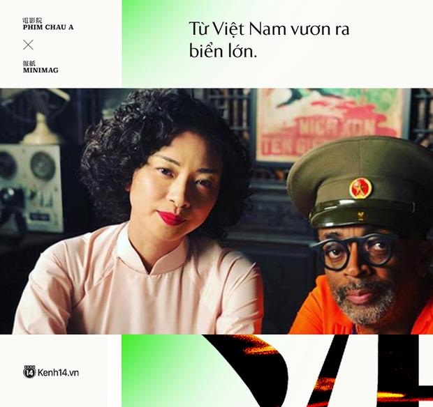Đã đến thời của người châu Á trên màn ảnh Hollywood - Ảnh 4.