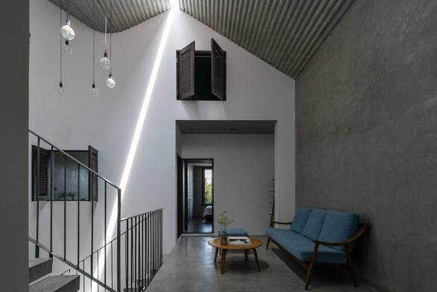 Ngôi nhà độc đáo ở Đà Nẵng: Bên trong là tổ hợp 3 nhà nhỏ, tìm hiểu mới biết lý do cực ý nghĩa - Ảnh 18.