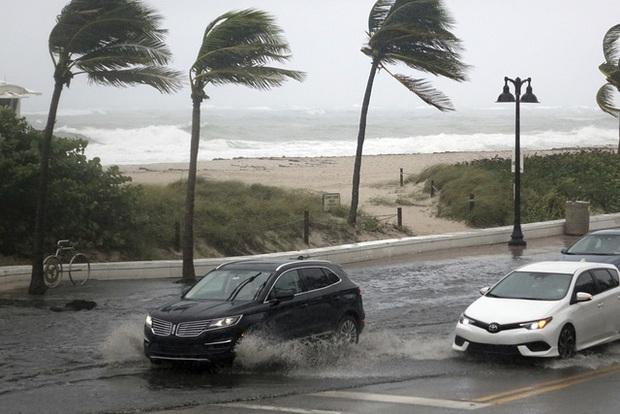 Bão Eta đổ bộ vào Florida, gây ngập lụt nghiêm trọng - Ảnh 1.