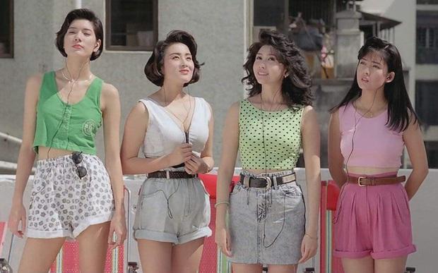 """Khi các đệ nhất mỹ nhân Hong Kong chung một khung hình: Củng Lợi hay """"bom sex"""" Khâu Thục Trinh có xuất sắc bằng mỹ nhân này - Ảnh 3."""