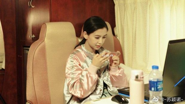 Khi nữ minh tinh cuồng game: Dương Mịch, Angela Baby tranh thủ từng giây rảnh rỗi, Vương Tử Văn đạt được ước mơ thi đấu như tuyển thủ chuyên nghiệp - Ảnh 6.
