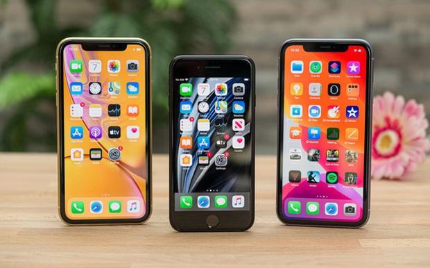 iPhone 11 và iPhone SE là smartphone bán chạy nhất toàn cầu, Samsung và Xiaomi thống trị top 10 - Ảnh 2.