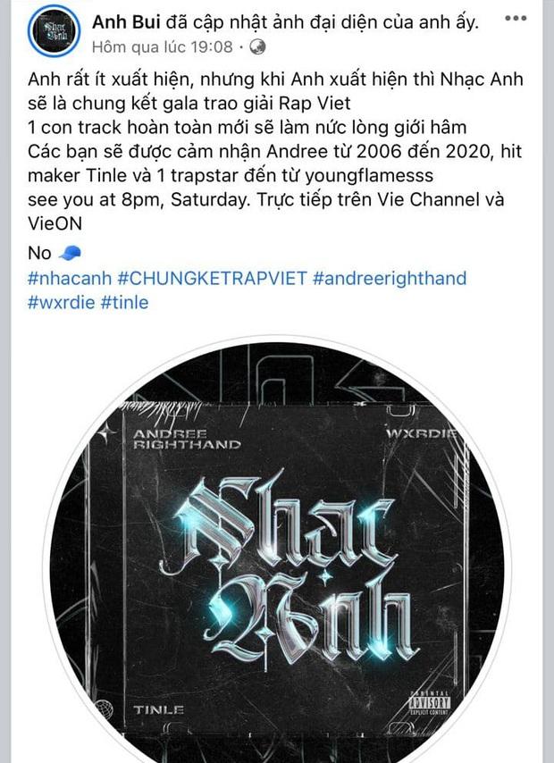 Cú twist bất ngờ: Thí sinh bị loại ở King Of Rap sẽ trình diễn tại Chung kết Rap Việt? - Ảnh 1.