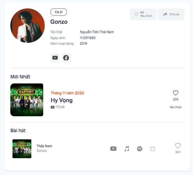 Thí sinh Rap Việt đổ bộ, bám sát Jack và Min trên BXH Realtime HOT14: GDucky và MCK có 2 ca khúc, 16 Typh debut vị trí bất ngờ - Ảnh 17.
