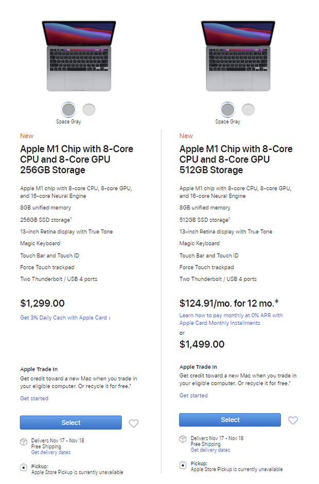 Apple trình làng MacBook Pro 13 inch, hiệu năng khủng, pin trâu, giá từ 34 triệu đồng - Ảnh 7.