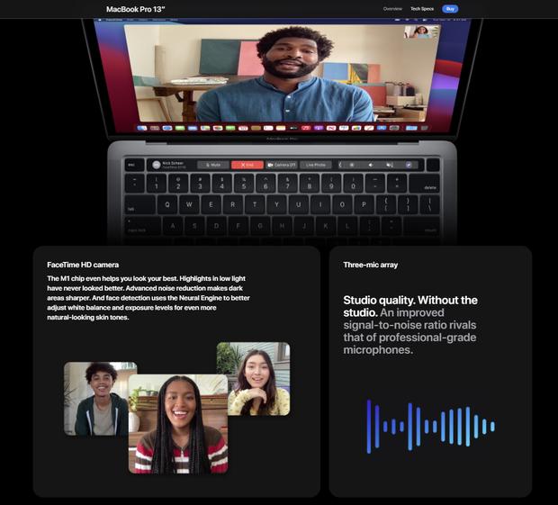 Apple trình làng MacBook Pro 13 inch, hiệu năng khủng, pin trâu, giá từ 34 triệu đồng - Ảnh 6.