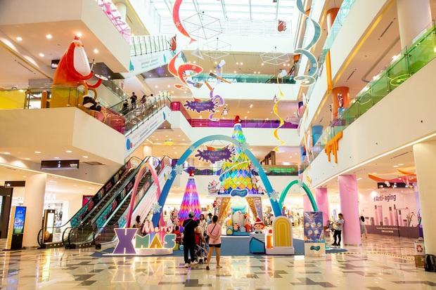 Đi đu đưa Giáng sinh tại SC VivoCity: Thiên đường sống ảo và giải trí hấp dẫn - Ảnh 1.