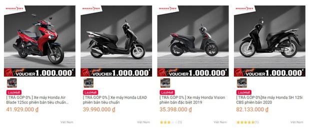Chuyện kỳ thú ngày siêu sale 11/11: Có đến 4 người lên Shopee mua hẳn xe máy 40 triệu - Ảnh 7.