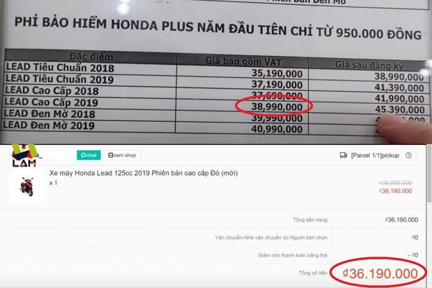 Chuyện kỳ thú ngày siêu sale 11/11: Có đến 4 người lên Shopee mua hẳn xe máy 40 triệu - Ảnh 6.