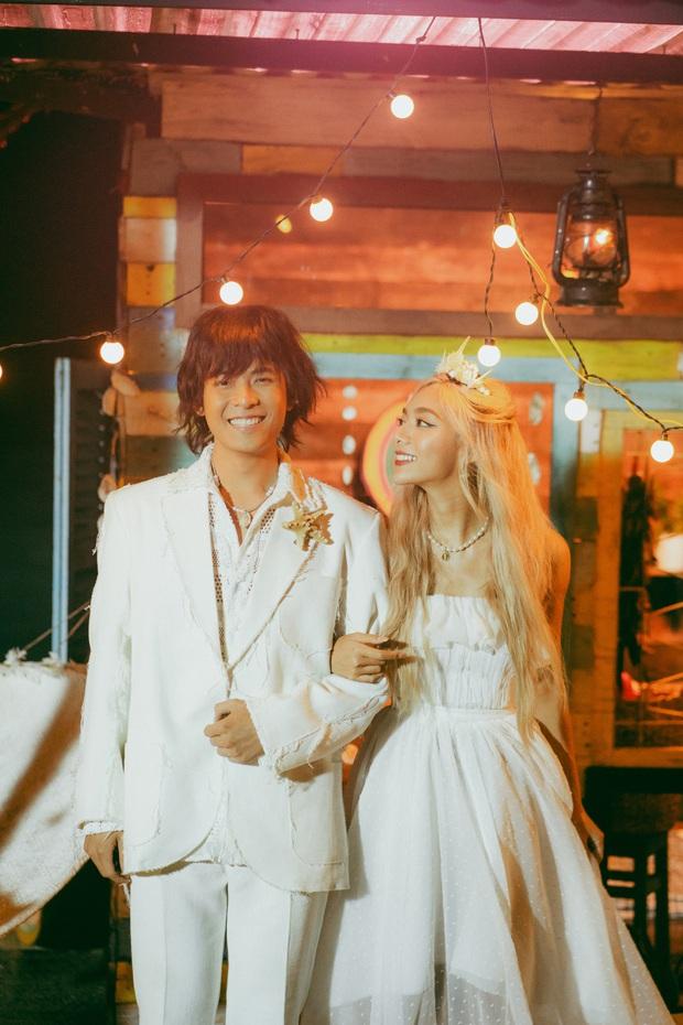 Vũ Cát Tường chính thức thông báo về E.P đầu tay trong sự nghiệp, Gin Tuấn Kiệt debut mái tóc dài lãng tử trong MV comeback - Ảnh 4.