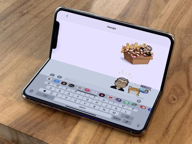 Chiếc iPhone màn hình gập đầu tiên sẽ được Apple trình làng vào năm 2022? - Ảnh 3.