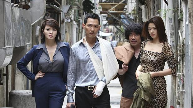 The Thieves - phim cũ rích bỗng hót hòn họt: Jeon Ji Hyun - Kim Soo Hyun ngầu bá cháy lại thêm chuyện trộm cắp cuốn thôi rồi! - Ảnh 5.