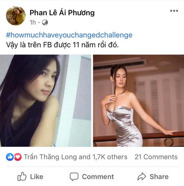 Thử thách #howmuchhaveyouchangedchallenge có hơn 2 triệu lượt tham gia, nhiều sao Việt như Bảo Thy, Bảo Thanh, Lâm Á Hân, Tú Hảo cũng rần rần bắt trend - Ảnh 5.