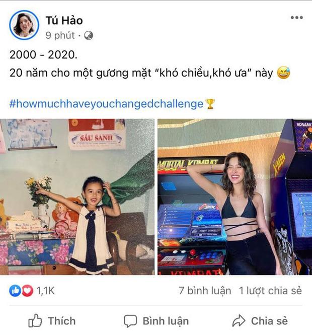 Thử thách #howmuchhaveyouchangedchallenge có hơn 2 triệu lượt tham gia, nhiều sao Việt như Bảo Thy, Bảo Thanh, Lâm Á Hân, Tú Hảo cũng rần rần bắt trend - Ảnh 12.