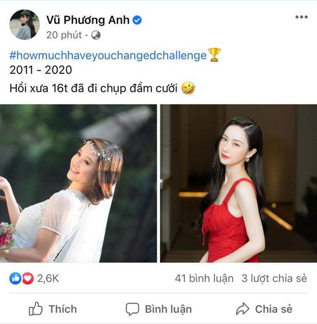 Thử thách #howmuchhaveyouchangedchallenge có hơn 2 triệu lượt tham gia, nhiều sao Việt như Bảo Thy, Bảo Thanh, Lâm Á Hân, Tú Hảo cũng rần rần bắt trend - Ảnh 13.