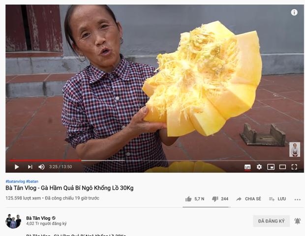 Bà Tân Vlog giảm view kinh khủng khiếp, đã thế còn gặp nạn spam làm kênh YouTube 4 triệu subscriber ngày càng sa sút? - Ảnh 3.