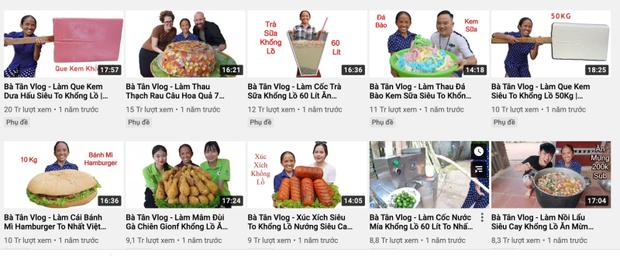 Bà Tân Vlog giảm view kinh khủng khiếp, đã thế còn gặp nạn spam làm kênh YouTube 4 triệu subscriber ngày càng sa sút? - Ảnh 1.