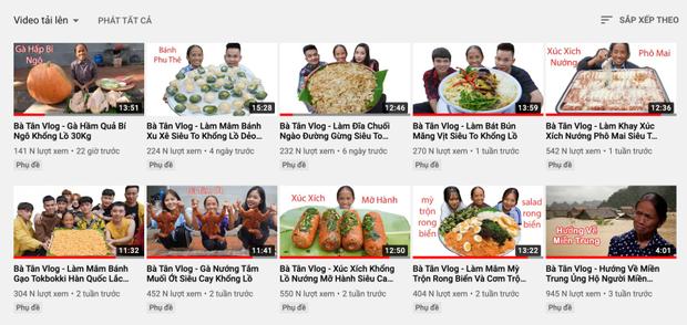 Bà Tân Vlog giảm view kinh khủng khiếp, đã thế còn gặp nạn spam làm kênh YouTube 4 triệu subscriber ngày càng sa sút? - Ảnh 2.
