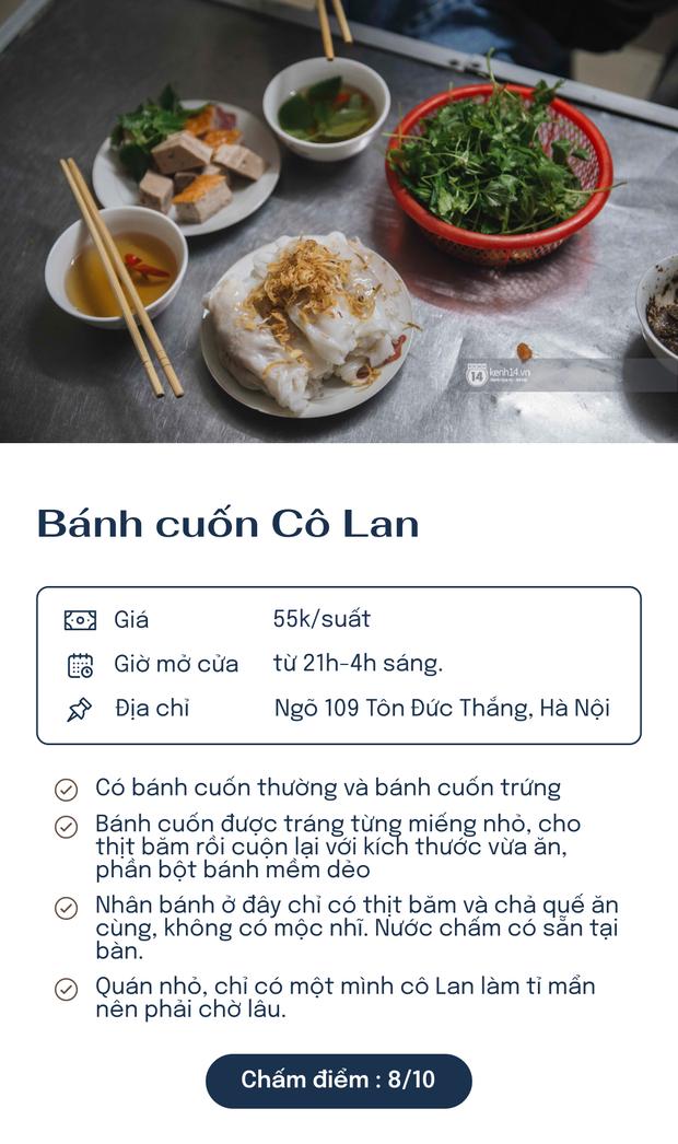 Chấm điểm 6 hàng bánh cuốn nổi tiếng nhất Hà Nội: Chấm đến đâu rớt nước miếng đến đó - Ảnh 3.