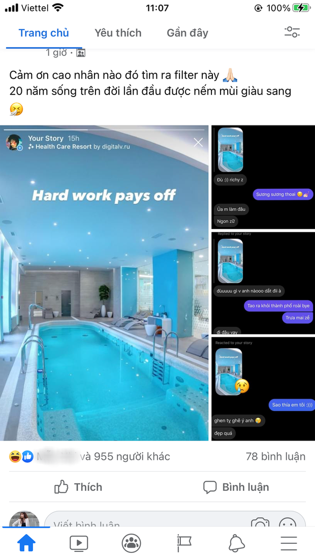 Tranh cãi gây gắt vì dân mạng đua nhau đi resort 5 sao, sở hữu Ferrari sang chảnh, iPhone 12 mới cóng... chỉ nhờ filter Instagram - Ảnh 7.