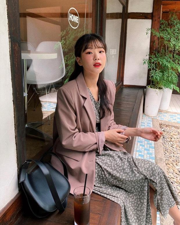 Gái Hàn mặc blazer trông sang chảnh chứ không hề già, các nàng học ngay 10 công thức để có set đồ trendy không cần hỏi - Ảnh 7.