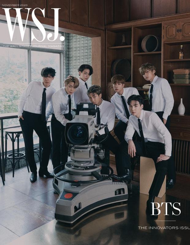 BTS lên hẳn tạp chí Mỹ tiết lộ bí mật về gia thế: Jin chia sẻ về gia đình tài phiệt, V từ nhà làm nông vươn tầm với giấc mơ cháy bỏng - Ảnh 2.