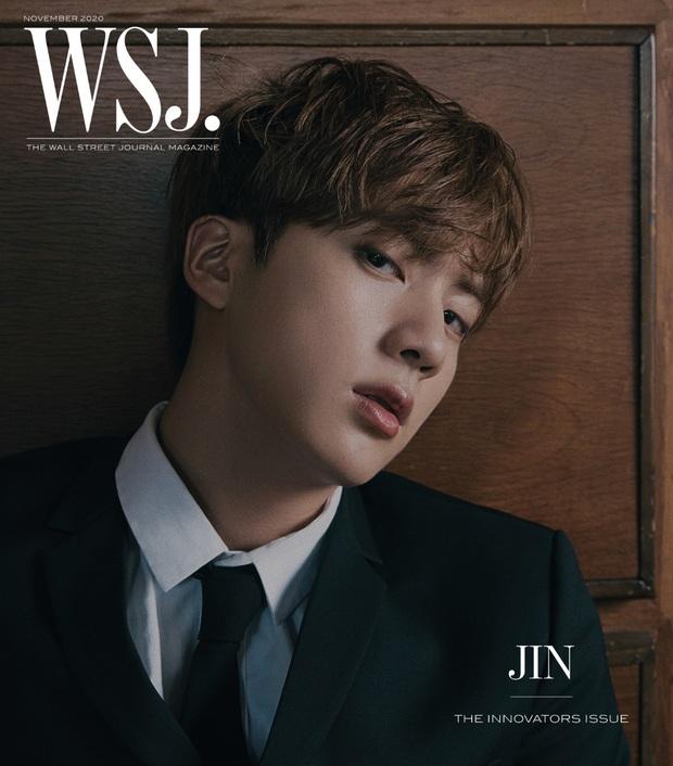 BTS lên hẳn tạp chí Mỹ tiết lộ bí mật về gia thế: Jin chia sẻ về gia đình tài phiệt, V từ nhà làm nông vươn tầm với giấc mơ cháy bỏng - Ảnh 3.