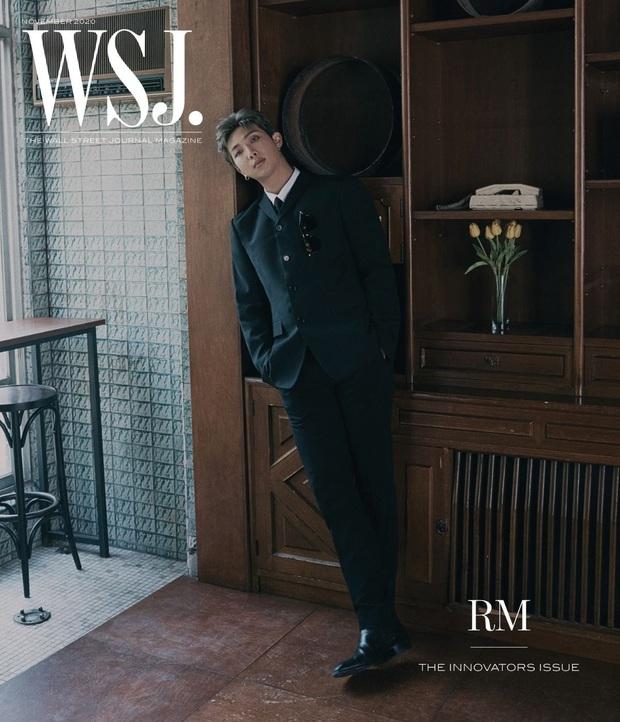 BTS lên hẳn tạp chí Mỹ tiết lộ bí mật về gia thế: Jin chia sẻ về gia đình tài phiệt, V từ nhà làm nông vươn tầm với giấc mơ cháy bỏng - Ảnh 7.