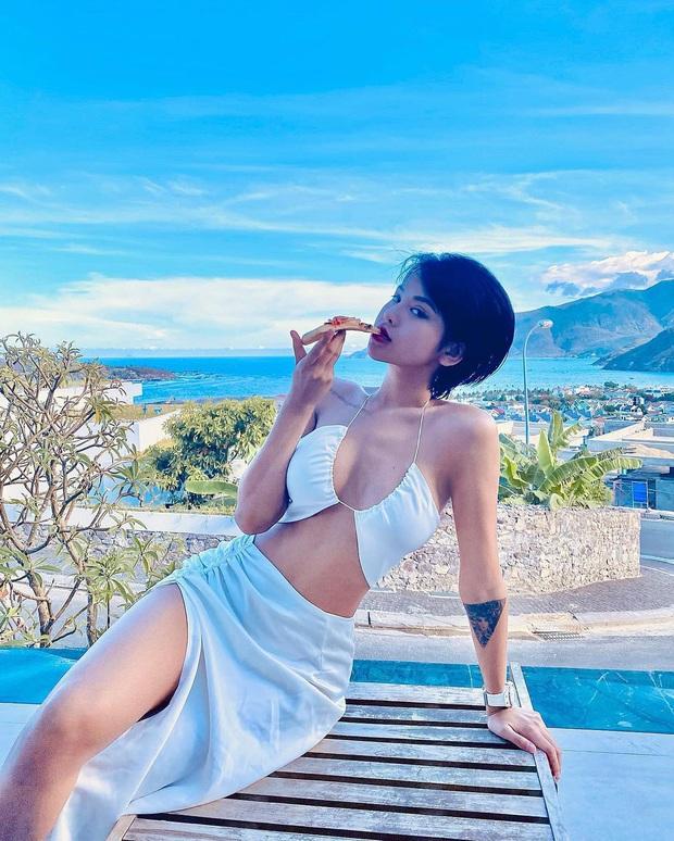 Bạn gái tin đồn của Huỳnh Phương được mệnh danh nữ hoàng drama tại Vietnams Next Top Model, là bồ cũ Andree - Ảnh 6.