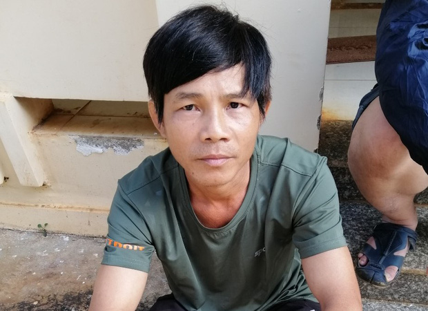 Bắt gã hàng xóm hiếp dâm bé gái 9 tuổi rồi trốn truy nã đến vùng biên giới giáp Campuchia - Ảnh 1.