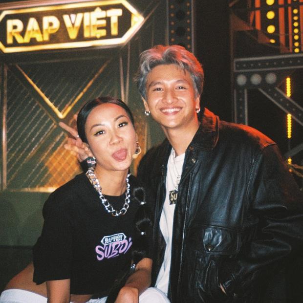 16 Typh đăng ảnh kỷ niệm cùng Rap Việt, tấm hình có lượt tương tác cao nhất thuộc về... Tage - Ảnh 9.