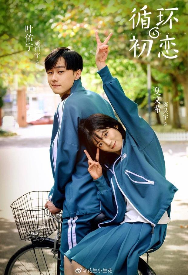 Fan tá hỏa vì Park Seo Joon tự dưng đóng phim học đường Hoa ngữ, còn chơi lớn xuyên không yêu nữ chính? - Ảnh 12.